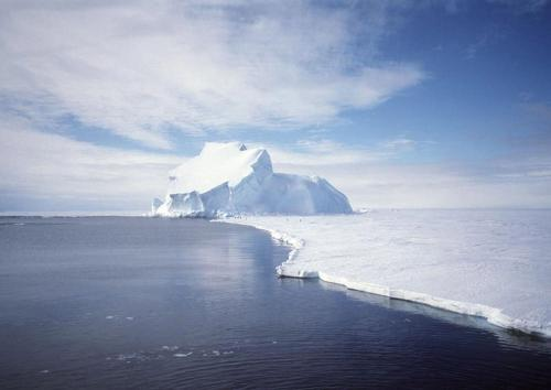 Satellite observes rapid ice shelf disintegration in Antarctic
